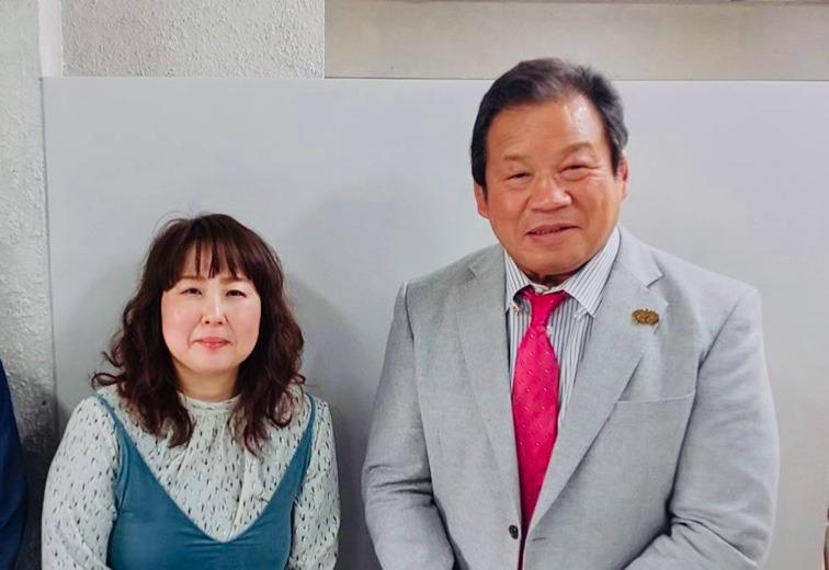 プロレス界のレジェンド藤波辰爾さんとの貴重な対談!